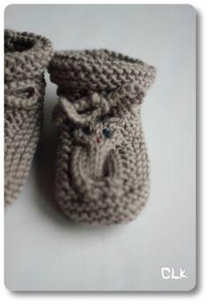 Petits chaussons hibou et autres petits projets. | Christal Little Kitchen