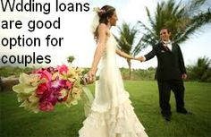 With the aid of wedding loans, you have option to arrange your precious moment of weddings perfectly without feeling any tension. These loans are very speedy and thus prove to be very helpful.