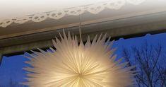 #jouluaskartelu #tähtikukka Chandelier, Ceiling Lights, Christmas, Diy, Home Decor, Xmas, Candelabra, Decoration Home, Bricolage