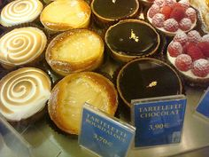 Seeking Sweetness in Everyday Life - CakeSpy - Neverending Stohrer: Coffee Eclairs and More at the Famous Patisserie Stohrer, Paris