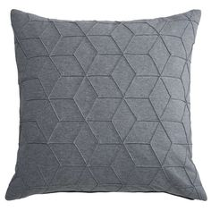 Decorative textiles on Maisons du Monde. Take a look at all the furniture and decorative objects on Maisons du Monde. My New Room, My Room, Grey Cushions, Modern Cushions, Home Theater Rooms, Geometric Pillow, Vintage Stil, Cushion Covers, Interior Design Living Room