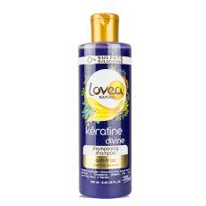 Lovea Nature - Shampooing kératine divine anti-frizz