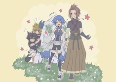 Kingdom Hearts Anime, Twitter, Fan Art, Birth, Fans, Sleep, Fictional Characters, Being A Mom, Fantasy Characters