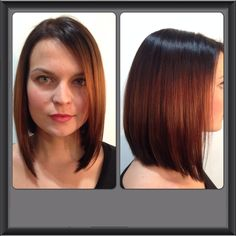 Splashlights, haircolor, auburn, golden, dimension, fall color, trends
