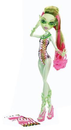 Monster High Venus McFlytrap Swim Doll by Mattel, http://www.amazon.com/dp/B00B1JLA76/ref=cm_sw_r_pi_dp_I0dhsb1GT8WTX