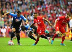 Blog Esportivo do Suíço: Benteke marca pela primeira vez e Liverpool vence a segunda no Inglês