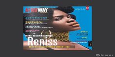 \\ Read the Afroway magazine issue 01 #magazine #afroway #music #hiphop #africa #africabeat #afrobeats #jazz #soul #art #poetry #poet