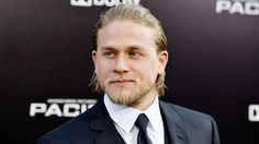 """Charlie Hunnam dropped for 50 Shades of Grey because of scheduling conflicts with S.O.A and film """"Crimson Peak"""""""