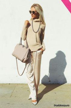 Свежие образы от модных блогеров