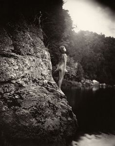 Sally Mann | freedom | naked in nature | free |