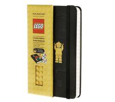Moleskine LEGO!