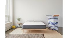 Bed in a box: Online retailers are challenging physical stores for buyers.