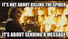 That Awkward Moment When You Realize Heath Ledger's Joker Was The Hero Heath Ledger, Pokemom Go, Geeks, Fan Art, When You Realize, Awkward Moments, Dark Knight, Cool Things To Make, Nerdy Things