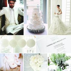 All White  www.szeventos.com  soizic@szeventos.com