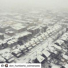 Photo by @don_humberto_colmenares: Snow profile in #westnewyork