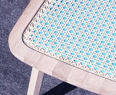 tim defleur embeds ancestral technique into contemporary bench for oza