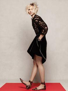 visual optimism; fashion editorials, shows, campaigns & more!: sasha pivovarova by jason kibbler for vogue korea december 2014