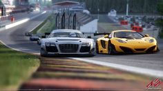 Assetto Corsa release confirmed for and Xbox One Console, Jeux Xbox One, Ferrari Fxx, Racing Simulator, Video Game Development, Can Run, Love Games, Car Covers, Ps4