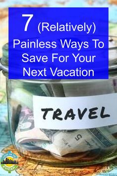 7 (relatively) painless ways to save for your next vacation - Living On The Cheap Budget Travel, Cheap Travel, Travel Tips, Modern Washing Machines, Airfare Deals, Delicious Restaurant, Money Saving Meals, Fresh Meat, Extreme Couponing