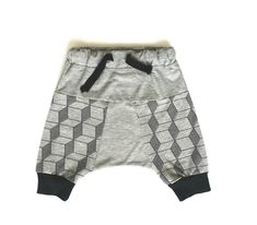 Boys shorts Children shorts Grey cotton shorts On sale by TULIBERT