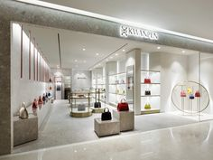 Kwanpen's handbags stand out from neutral stone displays - News - Frameweb