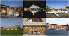 8 Exemplary Libraries Selected as Winners of 2017 AIA/ALA Library Building Awards | Netfloor USA