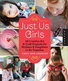 First up today I want to share the news that there are 4 great books on the +Amazon.comKindle Big Deal list for just $2.99! One of which is the bookJust Us Girls: 48 Creative Art Projects for Mothers and Daughters to Do Togetherwhich features super fun mother-daughter projects like how to make worry dolls.Scroll down …