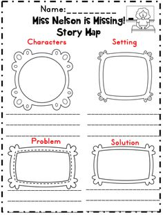 First Day Jitters story map part of 25 page activity set First Day Of School Activities, 1st Day Of School, Beginning Of School, Kindergarten Reading, Teaching Reading, Kindergarten Lessons, Guided Reading, Teaching Ideas, Common Core Activities