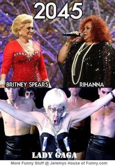 so true....oh lordy what will Vegas be like when these ladies hit the town!