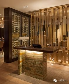 Rockwell Group : Projects : Layered Luxe - A Interior Design Commercial Design, Commercial Interiors, Interior Architecture, Interior And Exterior, Bar Lounge, Hotel Lobby, Hospitality Design, Retail Design, Restaurant Design