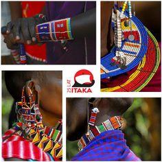Biżuteria Masajów