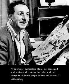 - Walt