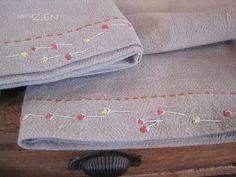 usinaZEN | Trilho de Mesa | #tablecloth #embroidery