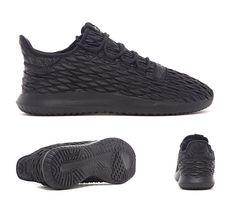 adidas Originals Tubular Shadow Trainer | Core Black | Footasylum