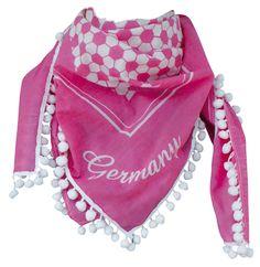 Ganz tolles pinkes Tussi on Tour Halstuch #Accessoires #Halstuch #Schal #pink