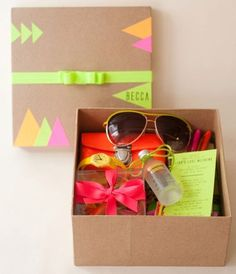 We love these crafty and adorable Pinterest finds that popped up on our feed this week. It's a simple idea – boxed bachelor(ette) kits for for your bridesmaids and groomsmen – but there are so many creative ways to incorporate humor and personal touches into these gifts, that your friends are sure to love them! …