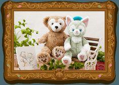 """グッズ   ダッフィーの新しいお友だち ジェラトーニ   """"Duffy"""" The Disney Bear   東京ディズニーシー"""