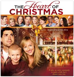 Watch this inspirational movie about a child at Saint Jude's children hospital and be reminded of the true meaning of Christmas