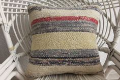 "rectangle pillow pillow cases handmade kilim bolster pillow pilow covers pouf kilim 16"" x 16"" kilim pillow tapestry turkish pillows 1898"