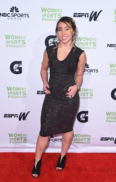 Katelyn Ohashi Photos Photos: The Women's Sports Foundation's Annual Salute To Women In Sports Awards Gala - Arrivals Sport Gymnastics, Olympic Gymnastics, Sporty Girls, Gym Girls, Little Hotties, Katelyn Ohashi, Sports Awards, Female Gymnast, Athletic Women