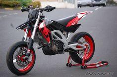 BikePics - 2007 Aprilia SXV 450