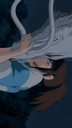 #anime #animewallpaper #studioghibli #ghibli #haku #ghibliedit #ghibliwallpaper #hakuedit