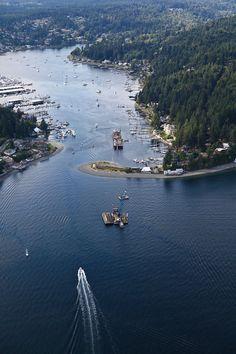 Gig Harbor, WA Gig Harbor Washington, Seattle Washington, Washington State, Vacation Trips, Vacation Spots, Enumclaw Washington, Evergreen State, Cascade Mountains, Sea To Shining Sea