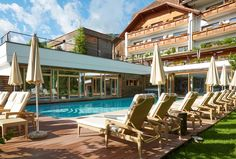 Vital & Spa Hotel Lanerhof in St. Zen, Spa Hotel, Hotels, Relax, Resort Spa, Mansions, House Styles, Wellness, Home Decor