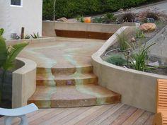 Decorative Concrete Patios, Bay Area Concrete Contractors, Concrete Contractors - Tom Ralston Concrete