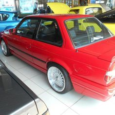 BMW 325 i-s 3 series 1984 Rustenburg - image 3 Bmw 325, Wheels, Fire, Leather, Image