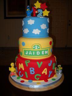 more cake: