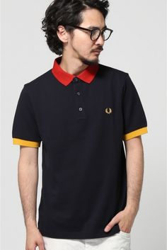 FRED PERRY /フレッドペリー:M6299 JS LIMITED/ポロシャツ(JOURNAL STANDARD)