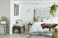 Relaxed coastal vibe bedroom, featuring Issie-Mae Scatter Cushions.Thanks Temple & Webster for this great shot! Photography: Natalie Hunfalvay Styling: Jono Fleming and Allira Bell www.templeandwebster.com.au    #interiordesign #scattercushions #cushionsonline #interiordecoration #wholesale #issiemae #beautiful #picoftheday #instamood #love #interiors #cushions #design #inspiration #homewares #design #stylist #feature #statementpiece #pattern #ontrend #naturals #tribal