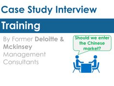 9 Best Consulting Case Interview Preparation | By ex-McKinsey